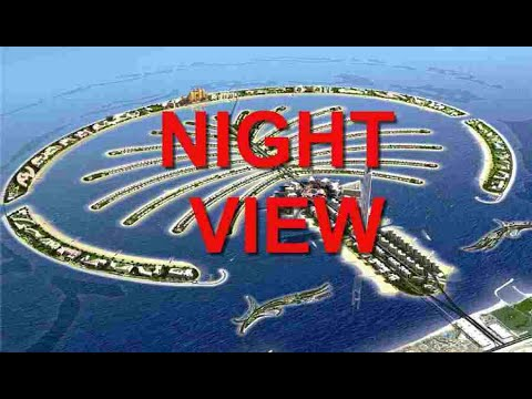 Atlantis | Palm Jumeirah Dubai | Street Light | Night view | Hindi and Urdu |  2020