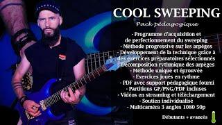 """Pack pédagogique """"COOL SWEEPING"""" disponible!"""
