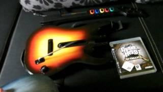 SPRZĘT - Gitara z Guitar Hero World Tour PS3 wideorecenzja by maxim