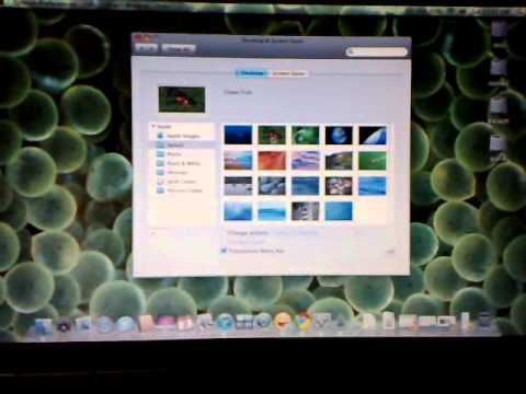 Mac OS X running successfully on my dell vostro 1400