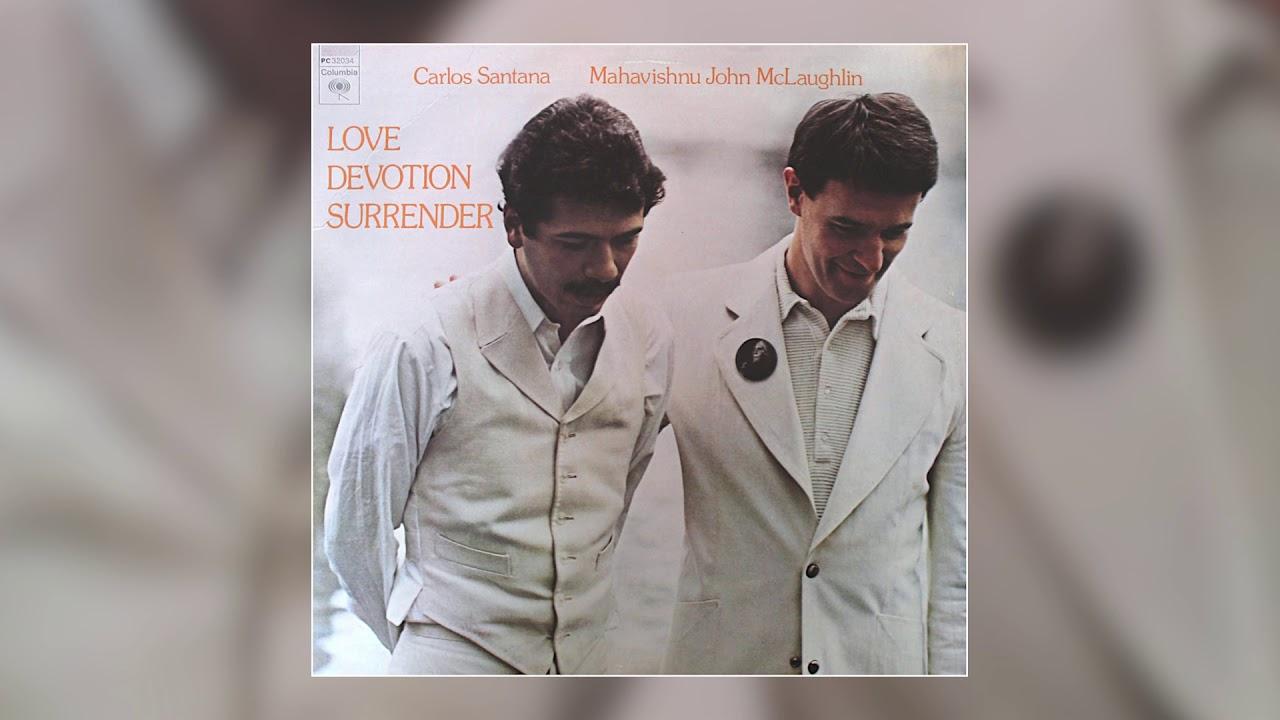 Download Carlos Santana & John McLaughlin › Love Devotion Surrender (FULL ALBUM)