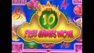 ★BIG BIG WIN☆NEW KONAMI SLOT☆Celestial Moon Riches & Scroll of Wonder Slot machine☆彡$2.00/$3.00 Bet