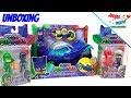 Unboxing PJ MASKS Coleccion Bandai Mx Juegos Juguetes Y Coleccionables mp3