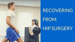 Hip surgery gone wrong: Matthew's Experience