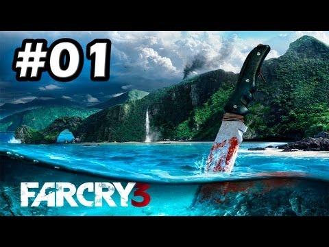 Far Cry 3 | Parte 1 | El Intento De Fuga | Español | Let's Play / Walkthrough