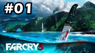 Far Cry 3 | Parte 1 | El Intento De Fuga | Español | Let