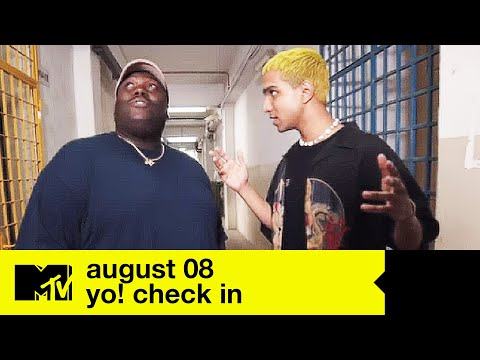 August 08 Goes Vintage Clothes Shopping In Singapore With Yung Raja (Yo! MTV Raps Check In)