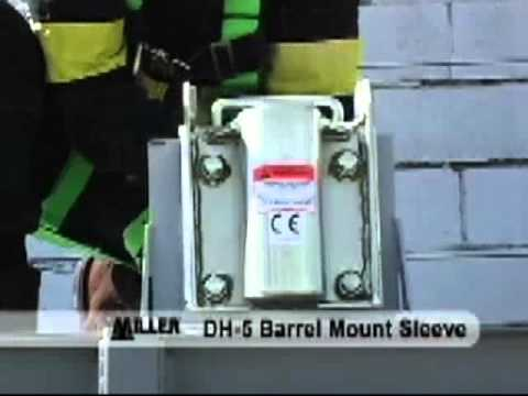 Honeywell Miller DuraHoist DH 1 Confined Space Hoist Winch