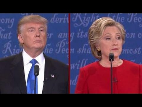 Part 4 of first presidential debate at Hofstra University