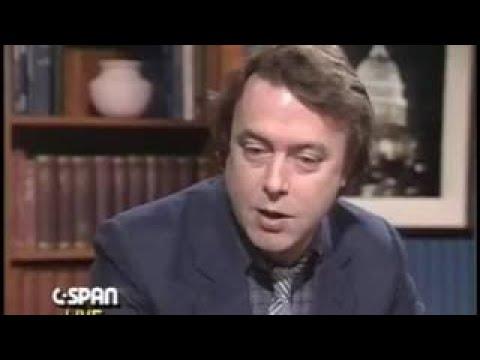 Christopher Hitchens: American Imperialism, Iran, Iraq War, Israel Palestine Conflict 1991