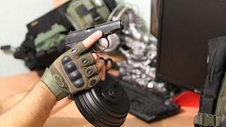 Тюнинг ПМ. Модернизация пистолета Макарова