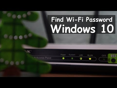 How to Know Wi-Fi password using CMD (netsh wlan show profiles)