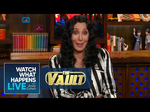 Cher Dishes On Her Iconic Career & Craziest Co-Stars To Anderson Cooper  WCW  After Show  WWHL