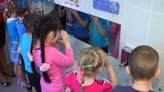 Закаливание детей в детсаде
