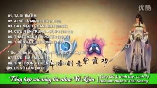 Tổng hợp các sáng tác & hòa âm nhạc VLTK - Linh Tý ft Thái Khang