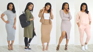 Download Video A WEEK IN MY WARDROBE | STYLE MP3 3GP MP4