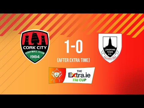 Cork City Longford Goals And Highlights