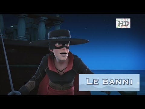 Les Chroniques de Zorro - LE BANNI HD
