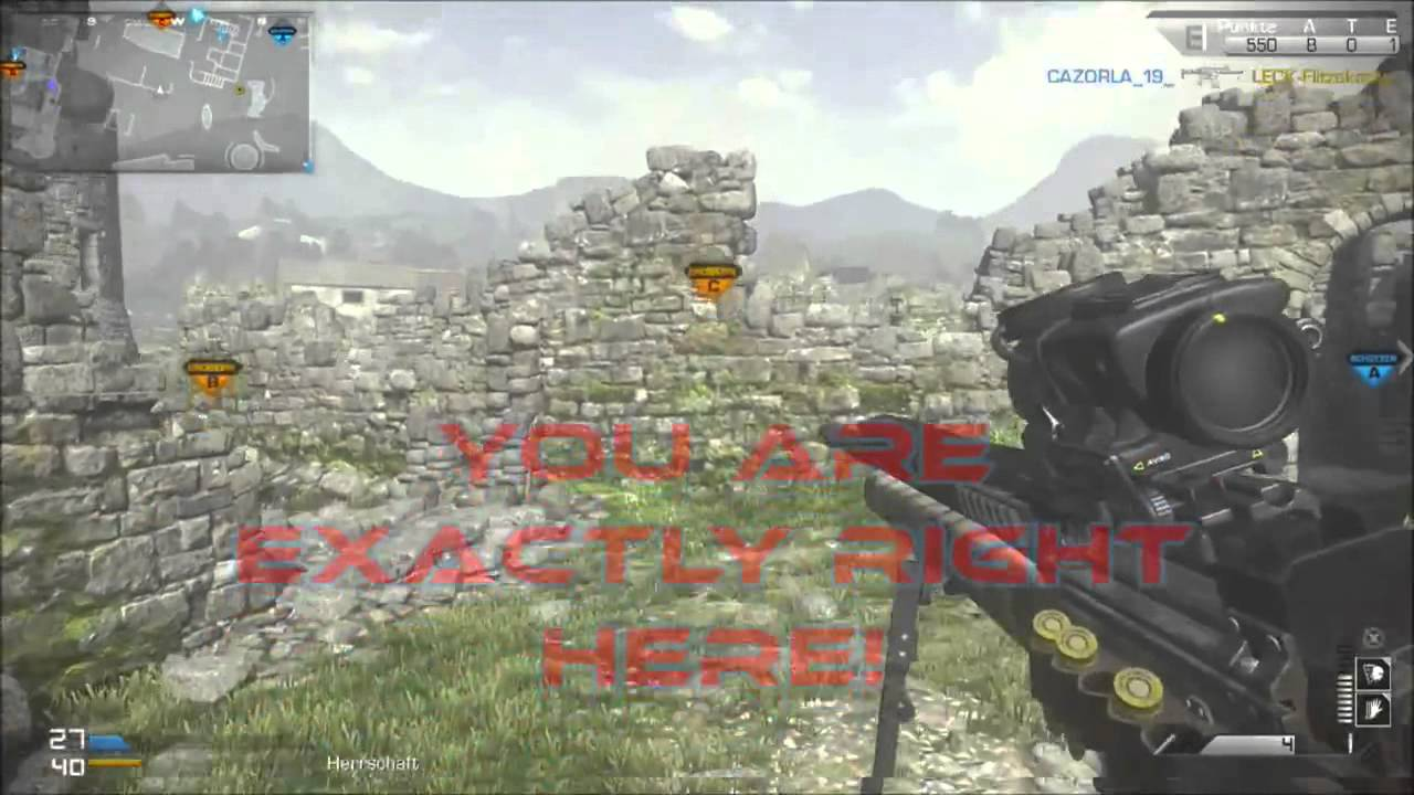 This Is Tacticalgameplaystv Free To Use Gameplays Playstation  Call Of Duty Ghosts Hd Hq