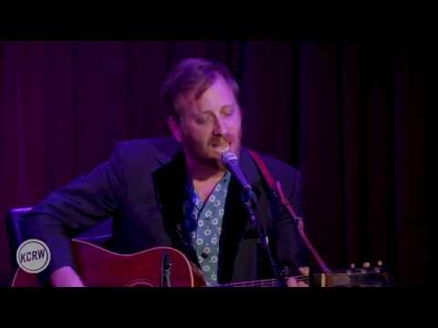 "Dan Auerbach performing ""Waiting On A Song"" Live on KCRW"