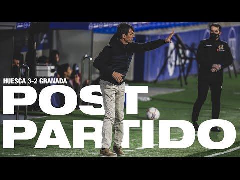 """POST-PARTIDO    PACHETA: """"ESTA VICTORIA ES ORO""""   Huesca 3-2 Granada"""