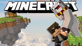 Minecraft SkyWars | THE DYNAMIC DUO! (Funny Moments!)