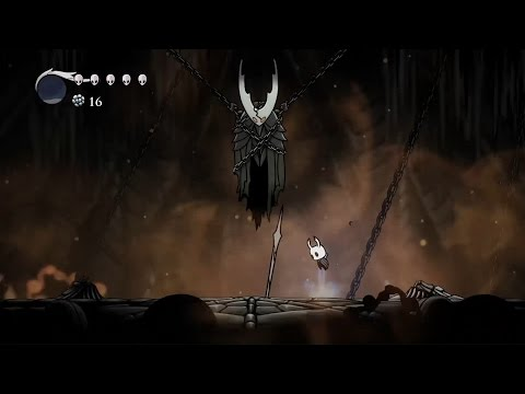 Hollow Knight The Hollow Knight Ending