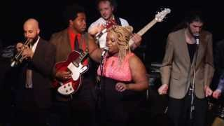 """Say What You Gotta Say"", Grace Love and the True Loves, Live at the Royal Room"