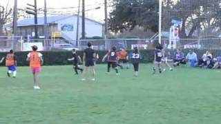 YWCA-OLLU Soccer Mentoring Program