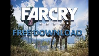 How to get Far Cry 5 for FREE [PC/Mac]