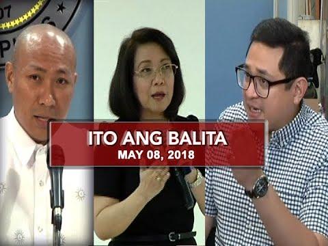 UNTV: Ito Ang Balita (May 8, 2018)