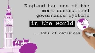 Devolution explained: combined authorities