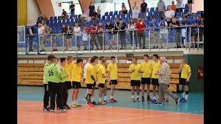 Fina³ Ogólnopolskiej Olimpiady M³odzie¿y w Pi³ce Rêcznej