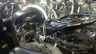 Increasing fuel economy of motorcycle? A layman's approach!