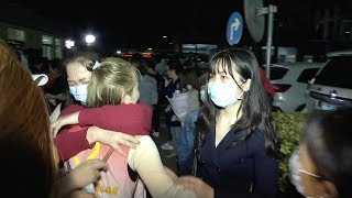 Chinese medics give up new year celebrations to head to coronavirus quarantine zone