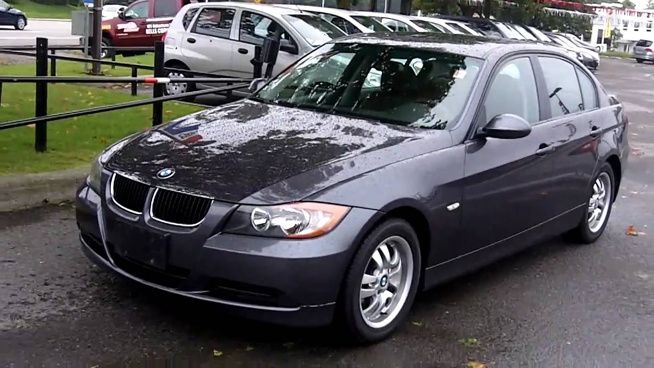 Turpin Auto World Used 2007 Bmw 323i For Sale In Ottawa