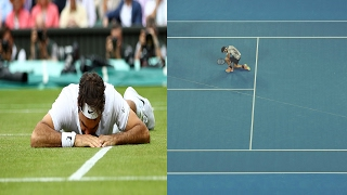 Roger Federer - From Disappoinment To Disbelief (HD)