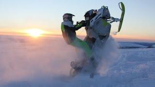 Кандалакша 2015. В горах на снегоходах.(Катание на снегоходах в горах и лесах в окрестностях Кандалакши, Мурманской области. Февраль 2015 года. BRP..., 2015-08-12T09:16:39.000Z)