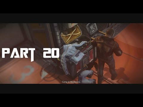 Wolfenstein: The New Order - Part 20 - Lunar Base - (Chapter 13) (PS4) (1080p)