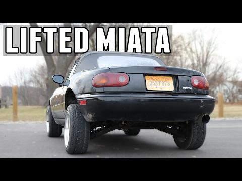 "Paco Motors 3"" Lift Kit Install || Project Rally Miata (Part 1)"