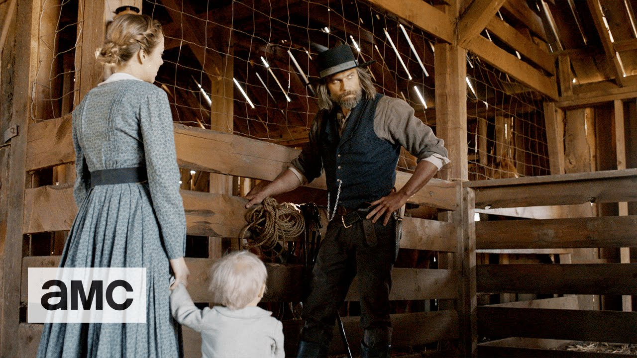 Download Hell on Wheels: 'Father to Son' Talked About Scene Episode 509