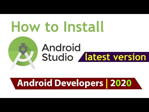 How To Install Android Studio On Windows 10 | Install Android Studio | Android Developers | 2020