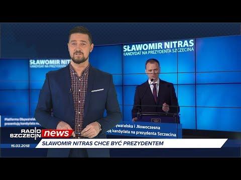 RADIO SZCZECIN NEWS  -16.03.2018