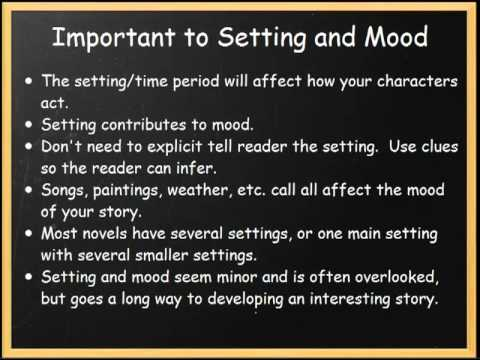 Image result for setting mood