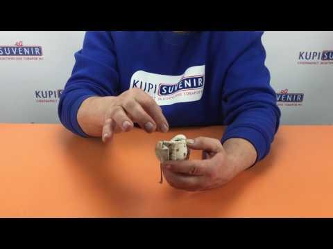 Видеообзор подставки для бижутерии «Туфелька-картинка»