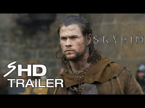 Skyrim - Movie Trailer Concept #1 Chris Hemsworth, Sam Worthington (Fan Made)