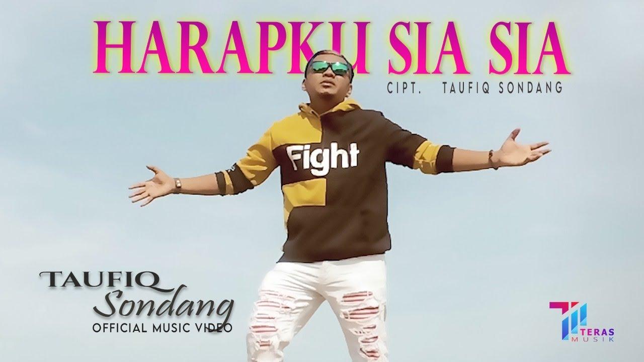 Taufiq Sondang  -  HARAPKU SIA SIA ( Official Music Video )