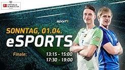 ReLIVE 🔴 | FIFA 18 Halbfinale | TAG Heuer Virtuelle Bundesliga | SPORT1