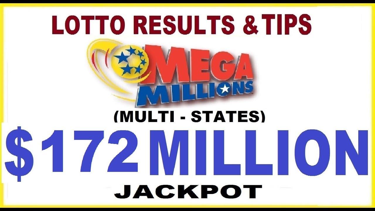 Mega Millions Numbers | Latest Mega Millions Results