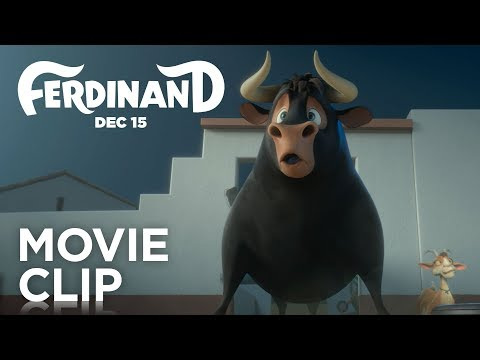 "Ferdinand   ""Is That You?"" Clip   20th Century FOX"